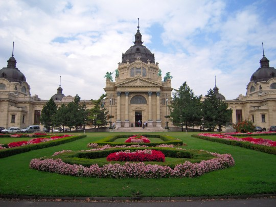 Szchenyi Baths